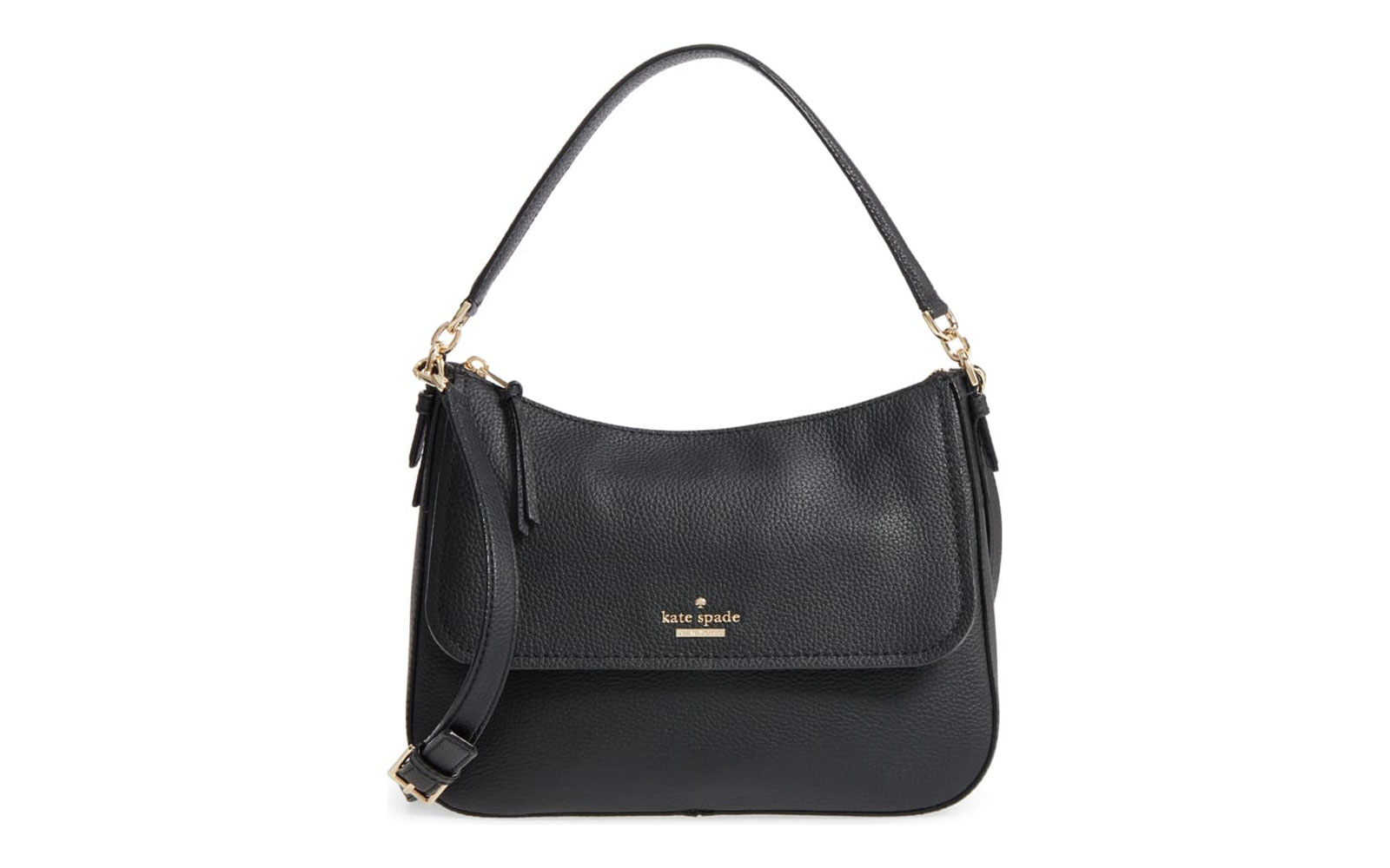 Kate Spade Jackson Street Colette Leather Satchel
