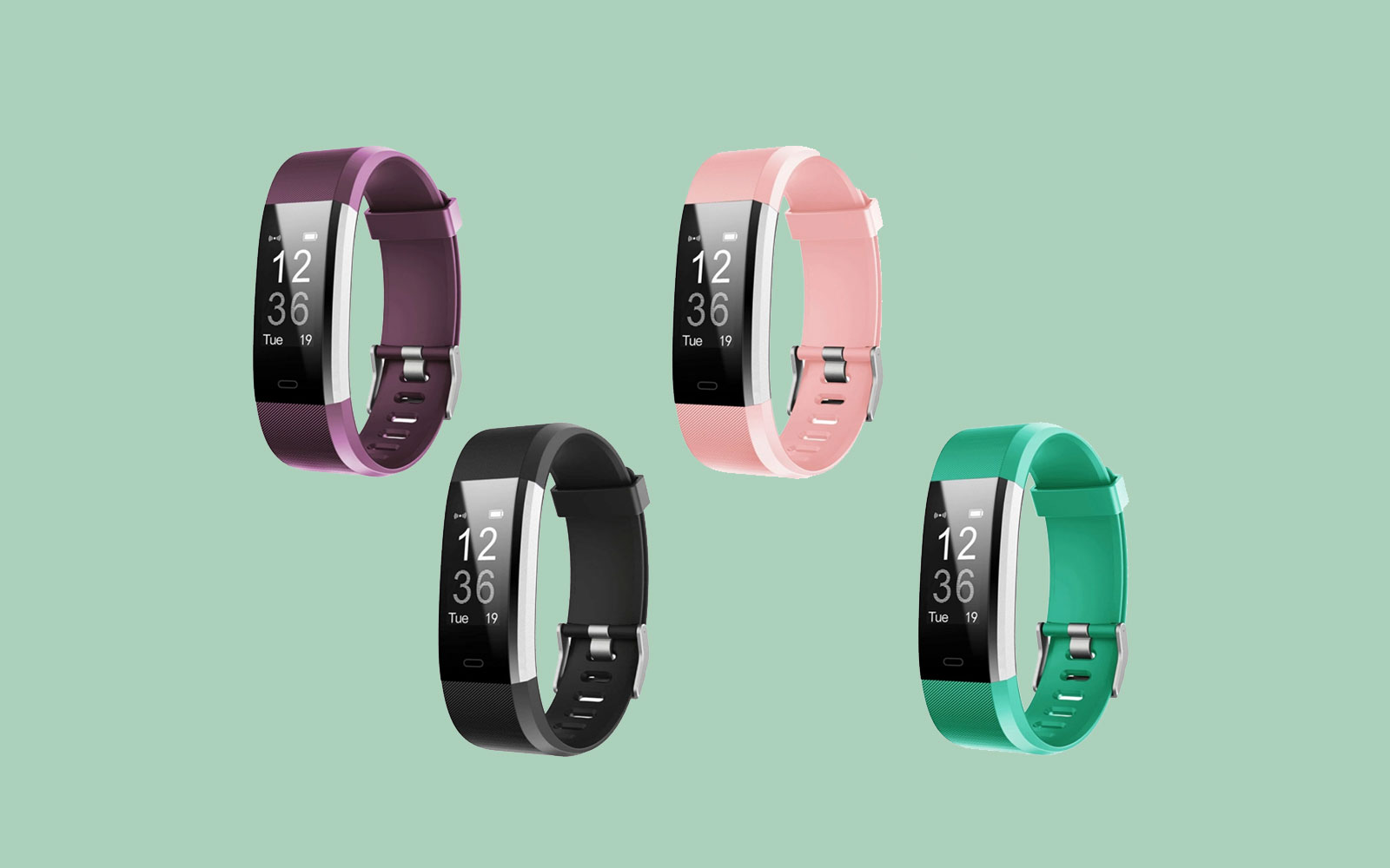 This $30 Fitness Tracker Has More Five-star Amazon Reviews Than the Fitbit