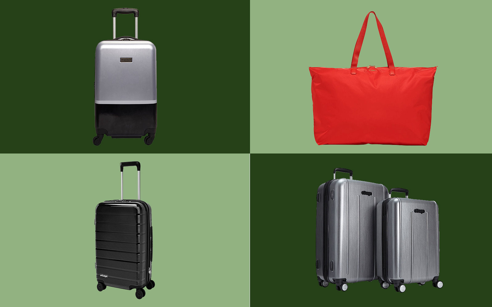 eBags' Massive Sale Includes Tumi and Samsonite Luggage