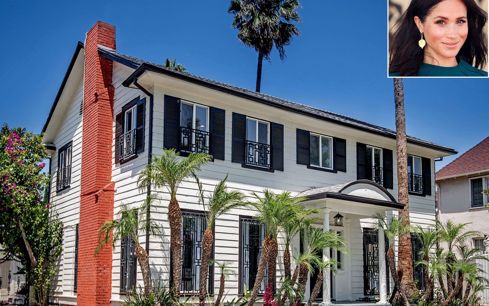 The L.A. Home Meghan Markle Shared With Her Ex-husband Is on Sale for $1.8 Million — See Inside