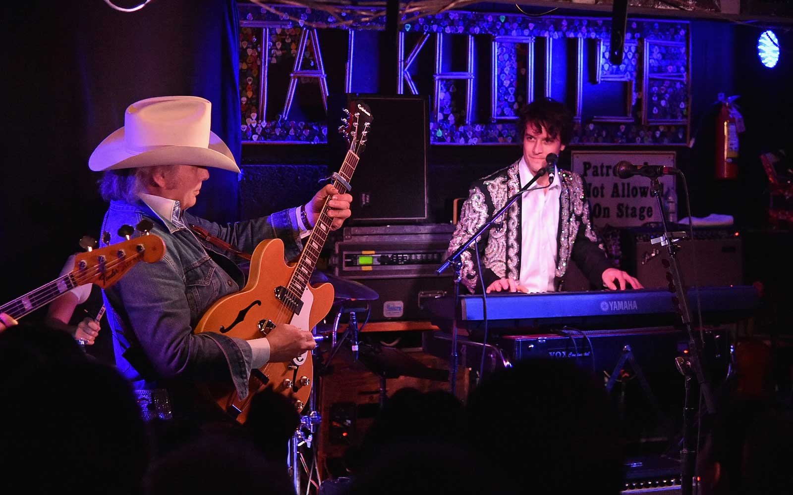 Dwight Yoakam Performs For SiriusXM In The Hamptons At The Stephen Talkhouse
