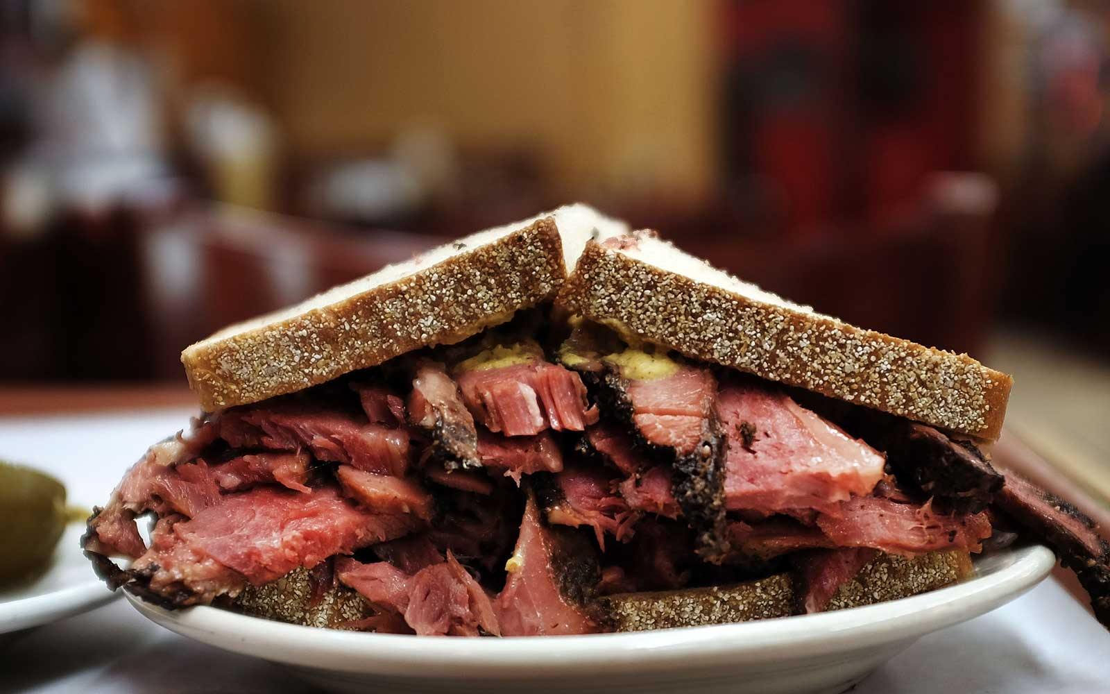 Katz's Deli Is Touring the U.S. With Its Legendary Pastrami Sandwich — Here's How You Can Get One
