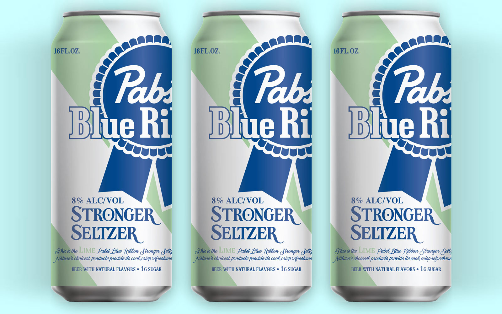 PBR's New Hard Seltzer Is One of the Booziest on the Market