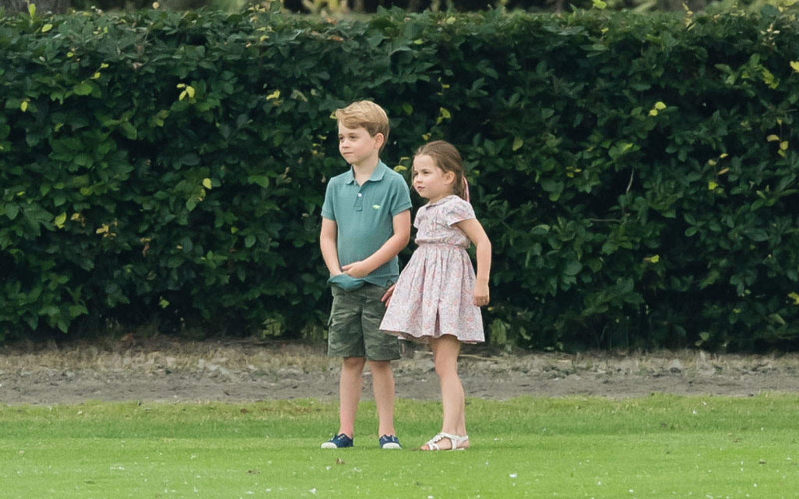 Princess Charlotte 'Can't Wait to Be With Prince George at Big School' Next Week