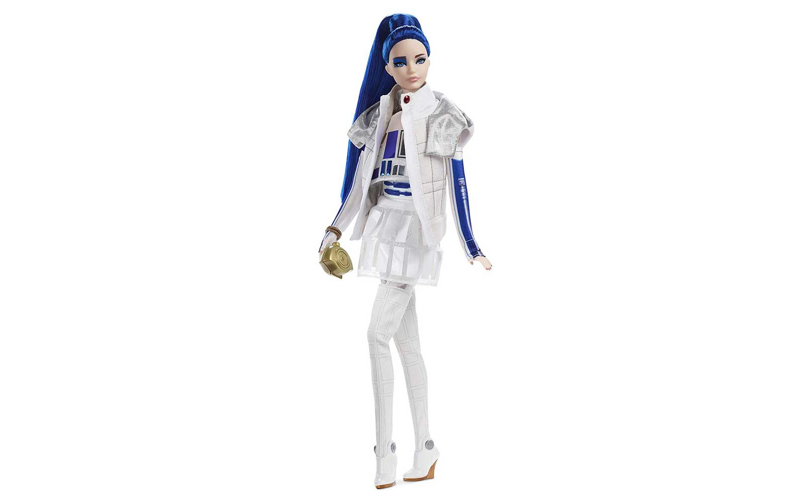 R2-D2 Star Wars Barbie Doll