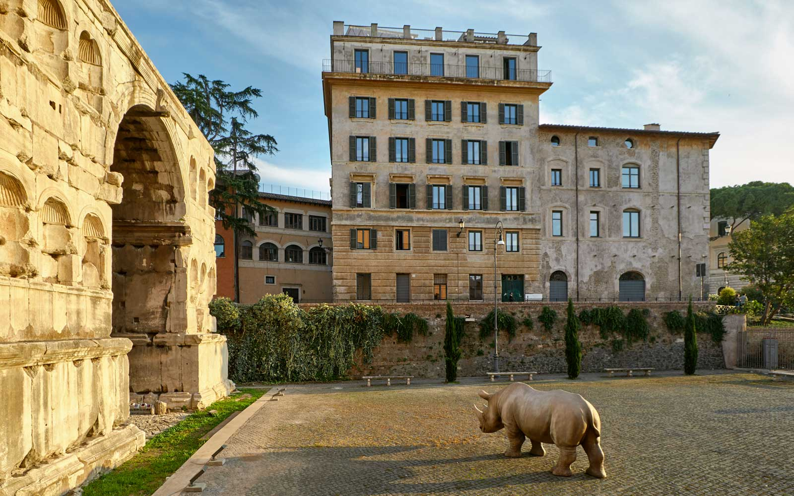 Rooms of Rome Lets You Stay Overnight In One of the City's Best Contemporary Art Galleries