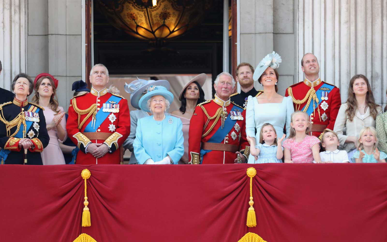 Here's How the Royal Family Has Influenced the Most Popular Baby Names in England