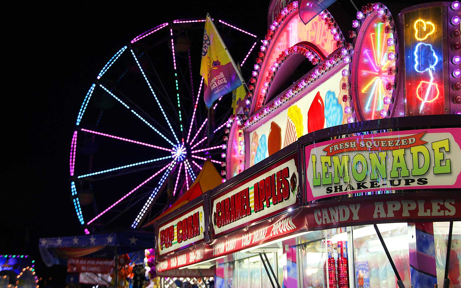 Midwest State Fairs