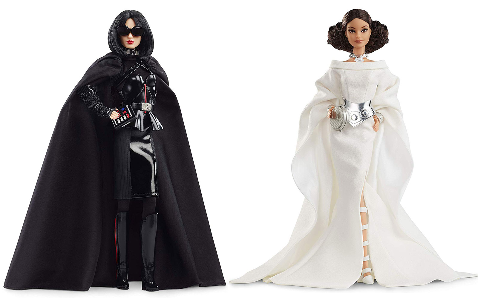 Disney and Mattel Teamed Up to Make Star Wars Barbie Dolls — and You Can Preorder Them on Amazon