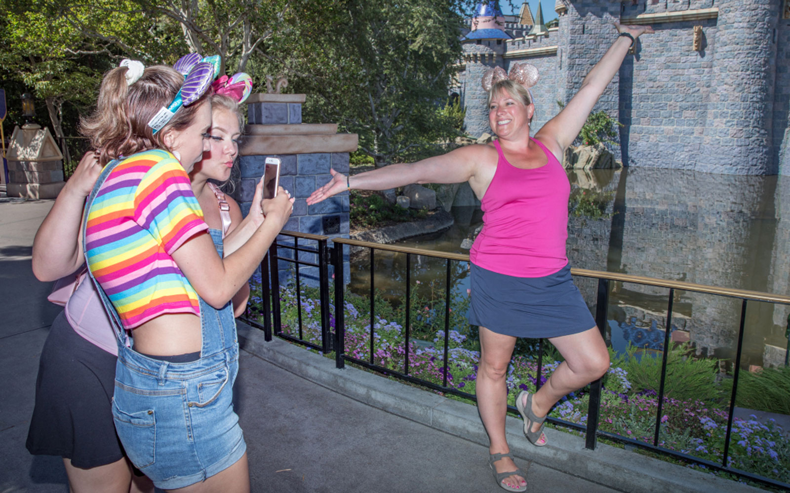 Woman Who Won Free Disneyland Pass in 1985 Finally Uses it Decades Later