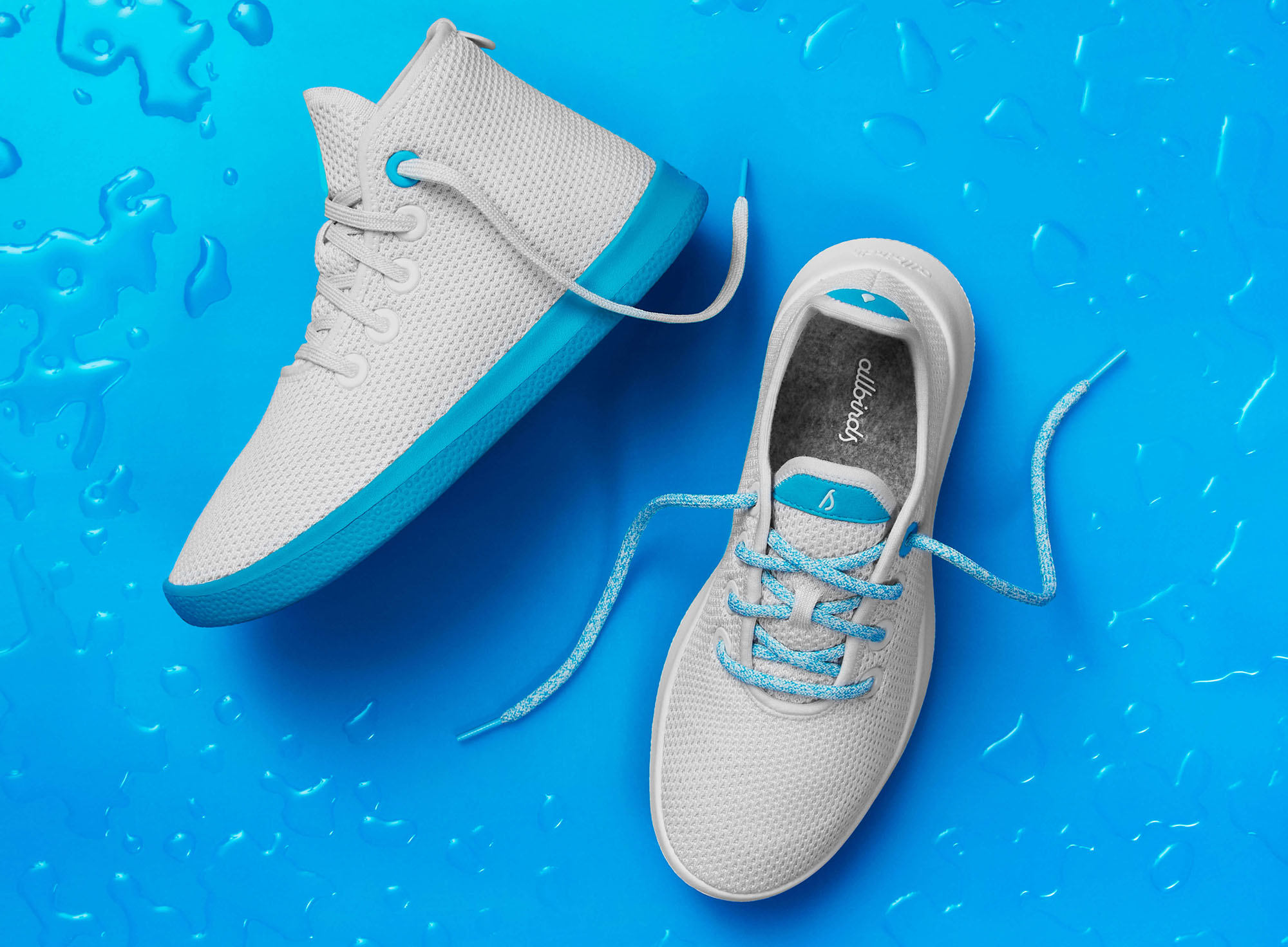 Allbirds' New Collab With Just Water Is for a Good Cause