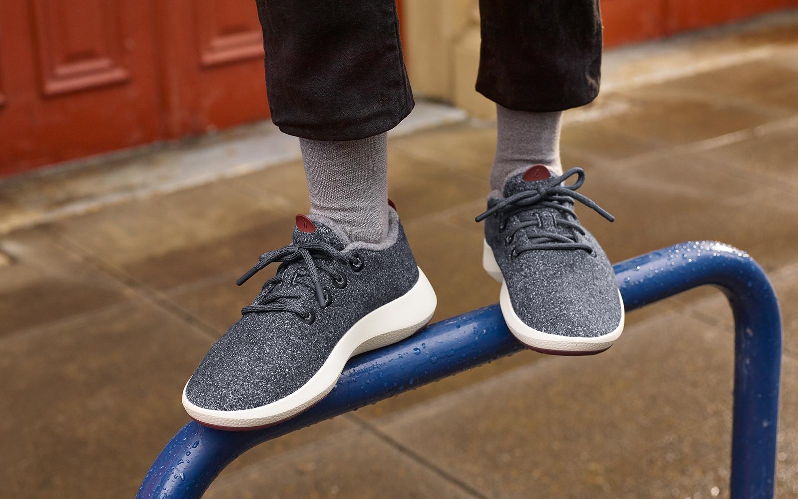 The Allbirds Mizzle Collection Is Here Just In Time for Fall