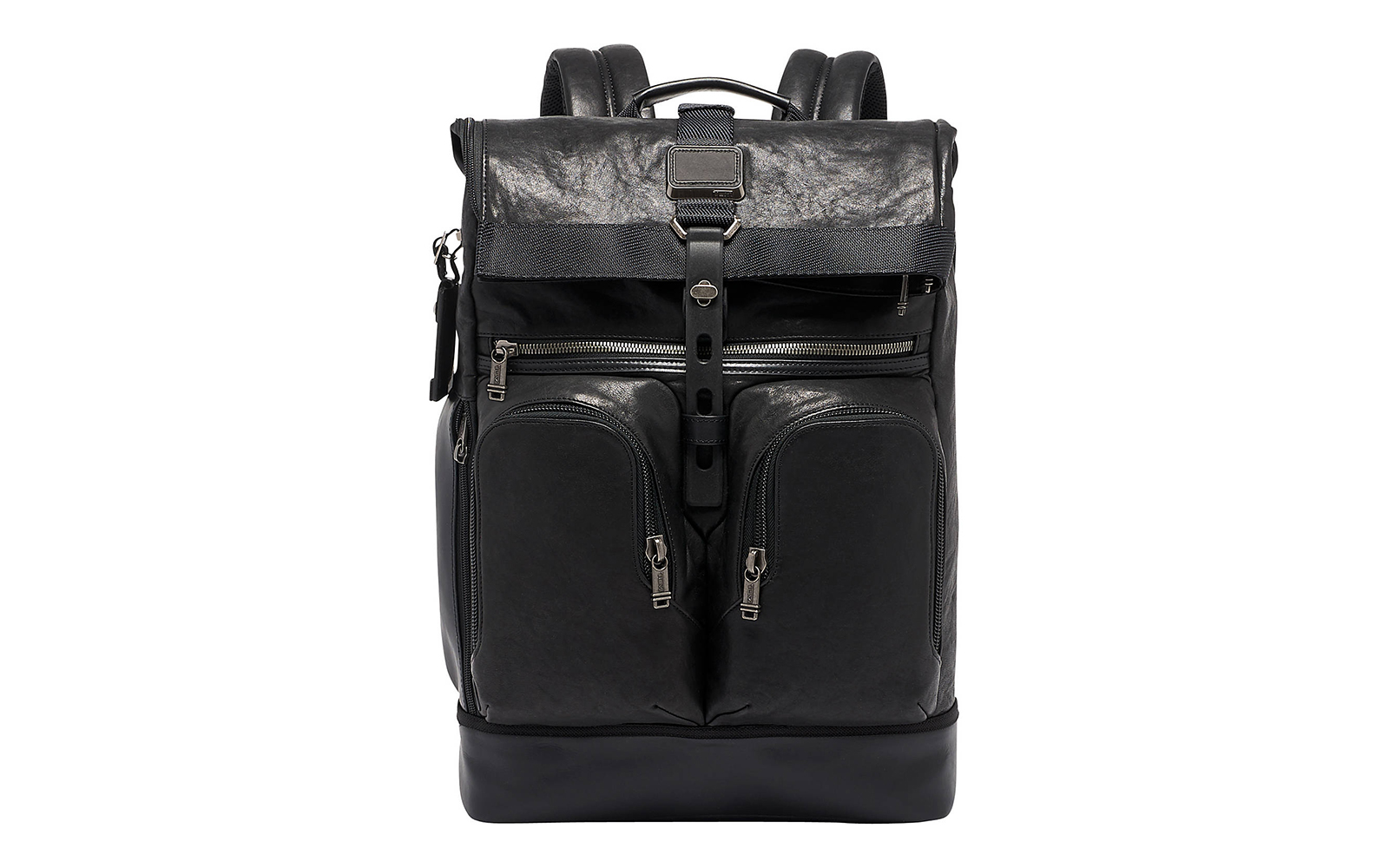 Alpha Bravo London Roll-top Laptop Backpack