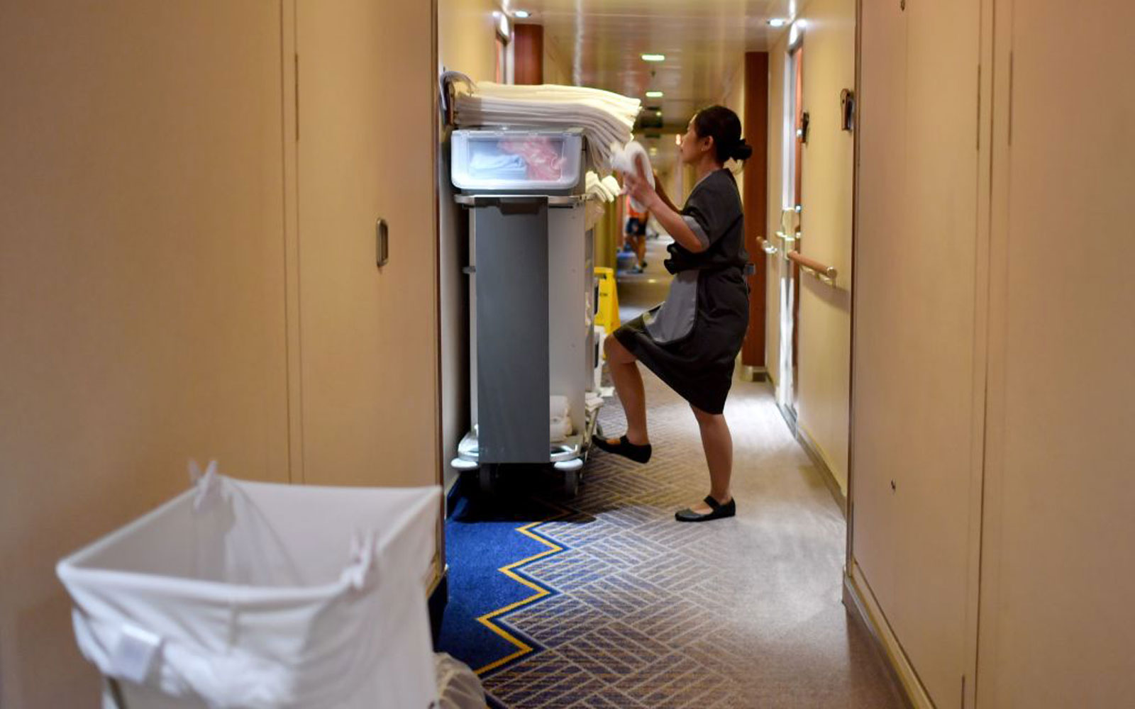 Cruise Ship Workers Reveal What It's Really Like to Live at Sea