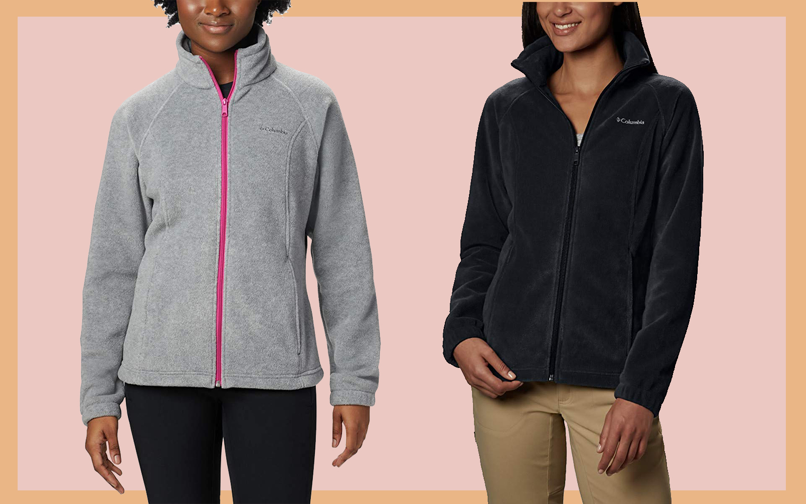 Amazon Shoppers Love This $24 Columbia Fleece Jacket