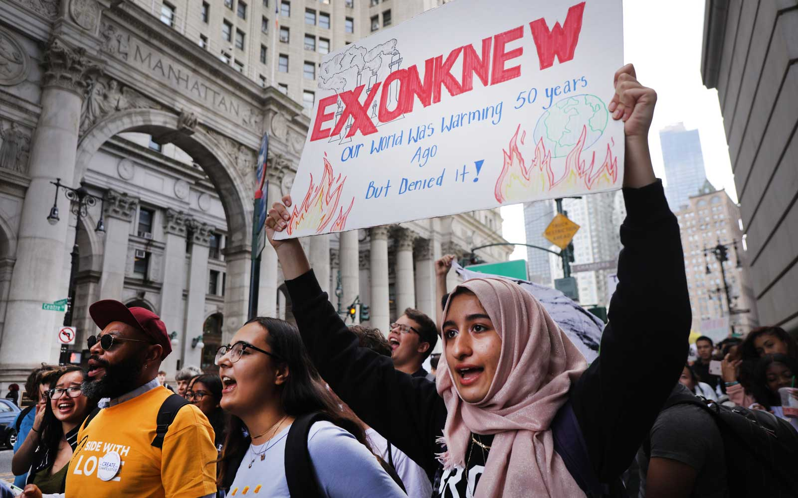 The Global Climate Strike Everyone's Been Talking About Has Officially Begun — Here's What You Need to Know