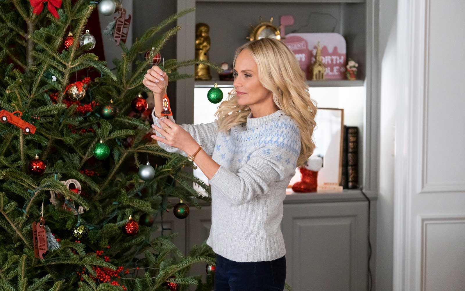 Hallmark Channel Just Released Their New Christmas Movie Schedule — and the First One Comes Out in October