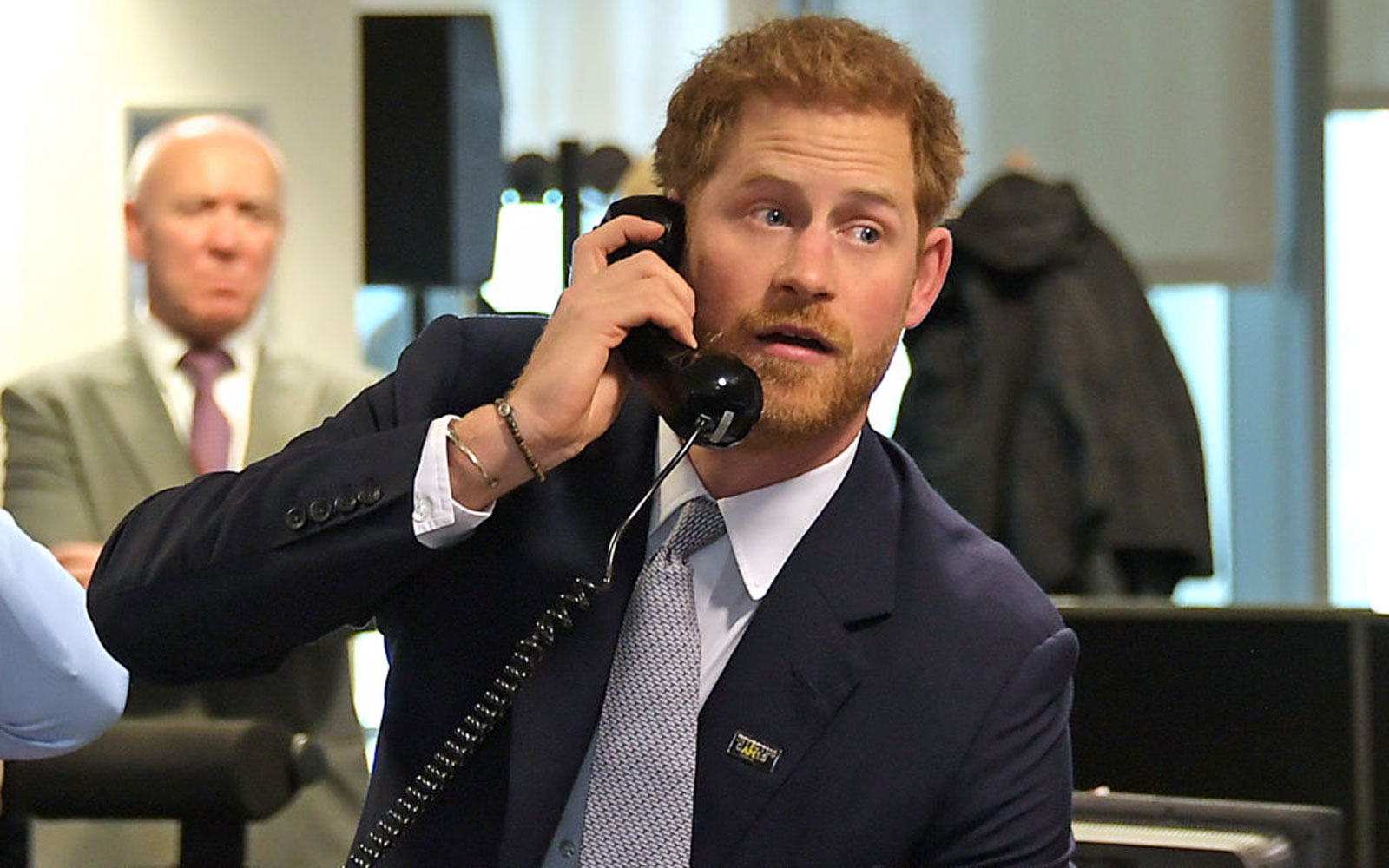 Prince Harry Helps Close Deal Worth More Than $1 Billion for Charity Event Honoring 9/11 Victims