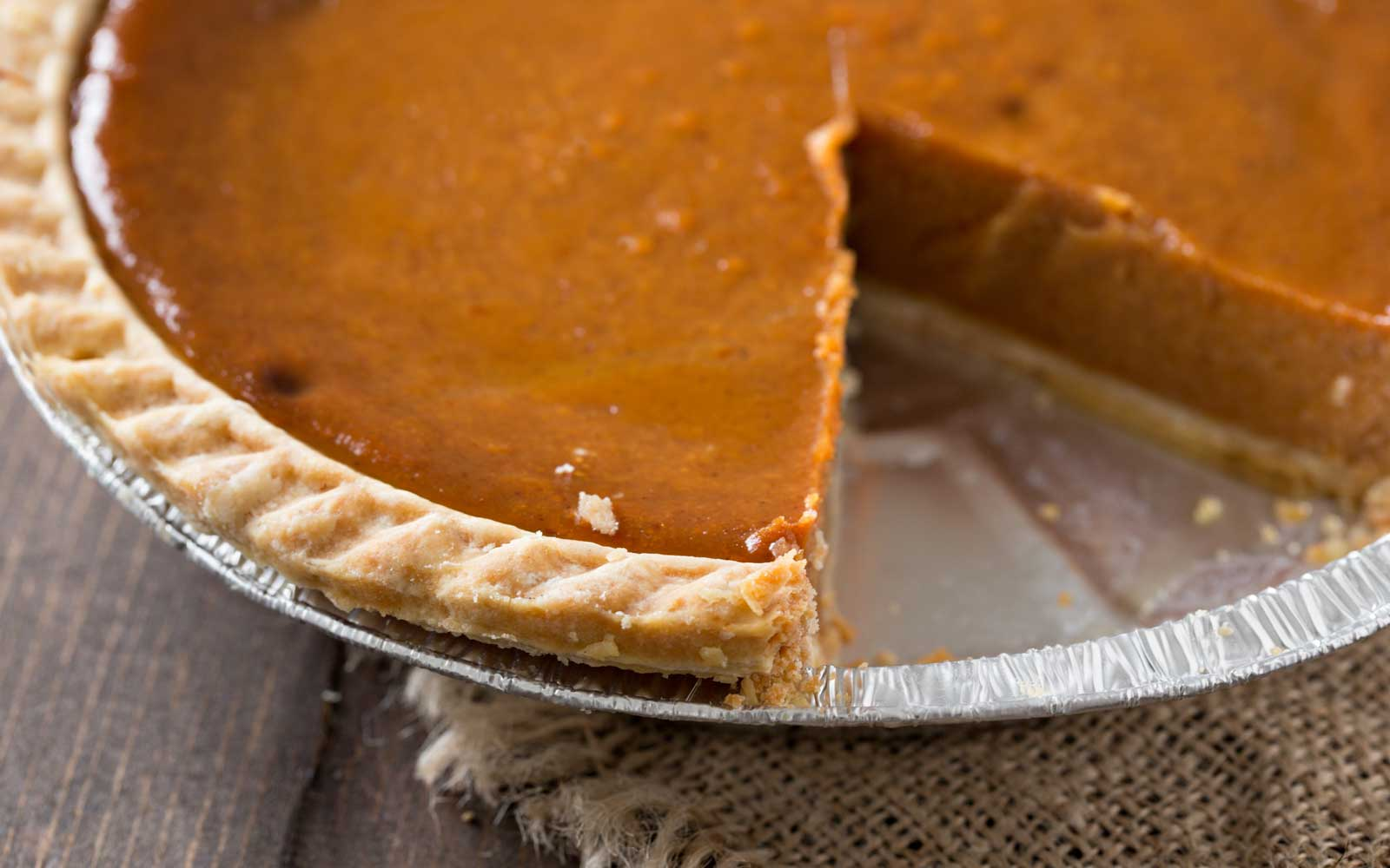 Costco's Famous Pumpkin Pies Are Officially Back In Stores