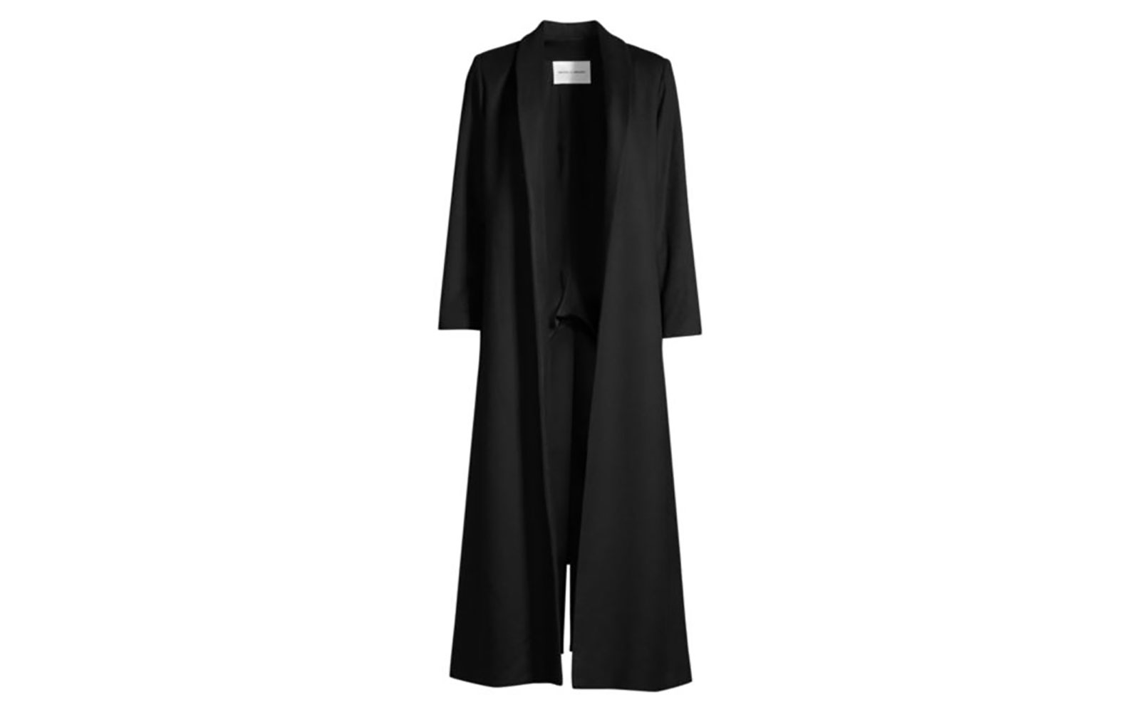 The Chloe Cashmere Duster Coat