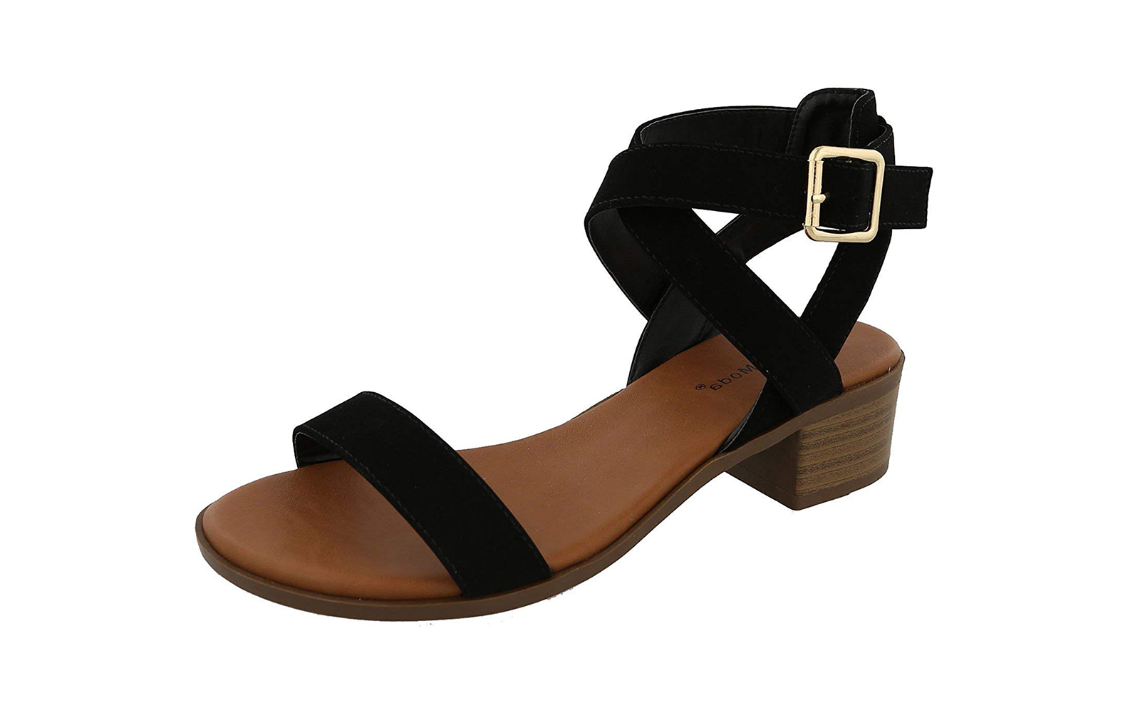 534f3d4bf Most Comfortable Option with Ankle Support  Top Moda Vision-75 Ankle Strap  Sandal