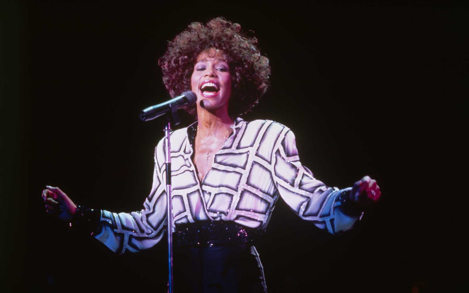 Whitney Houston, a hologram