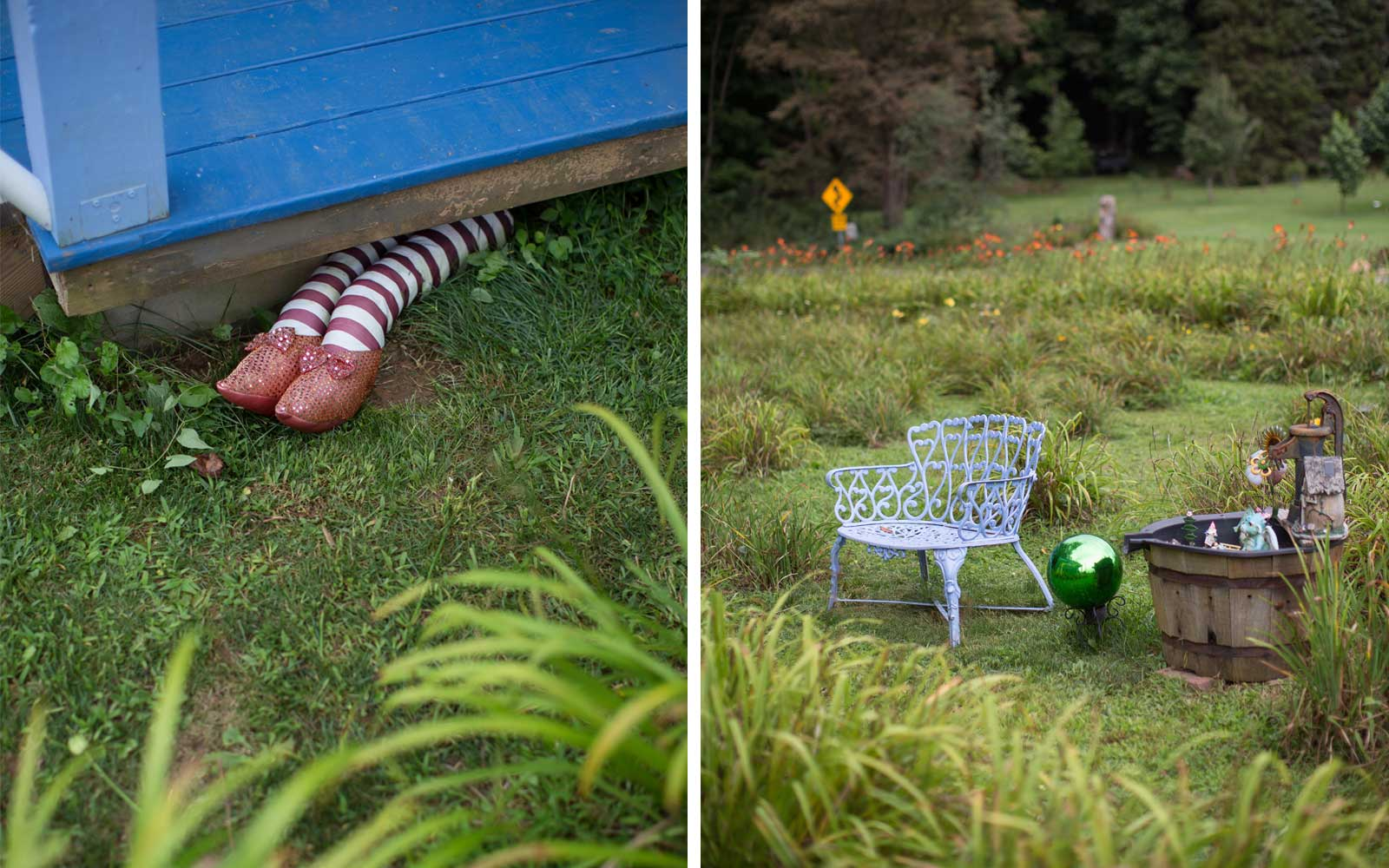 "This ""Wizard of Oz"" Airbnb is the most magical place outside of Emerald City"