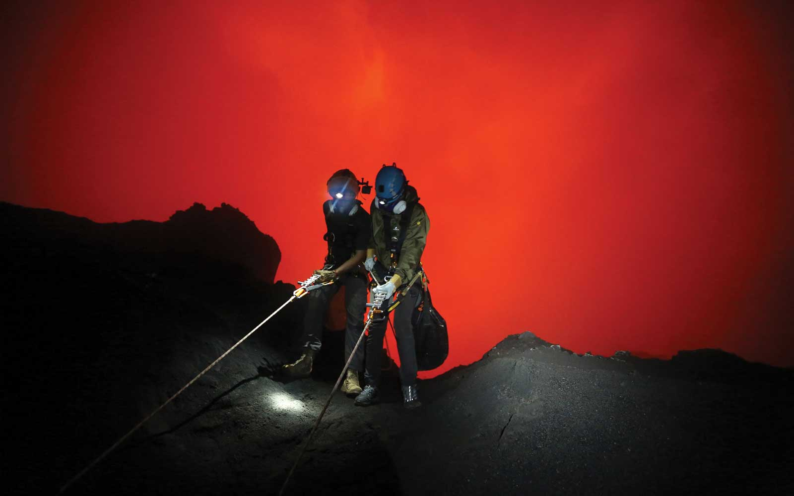 VistaJet World Volcano Expedition