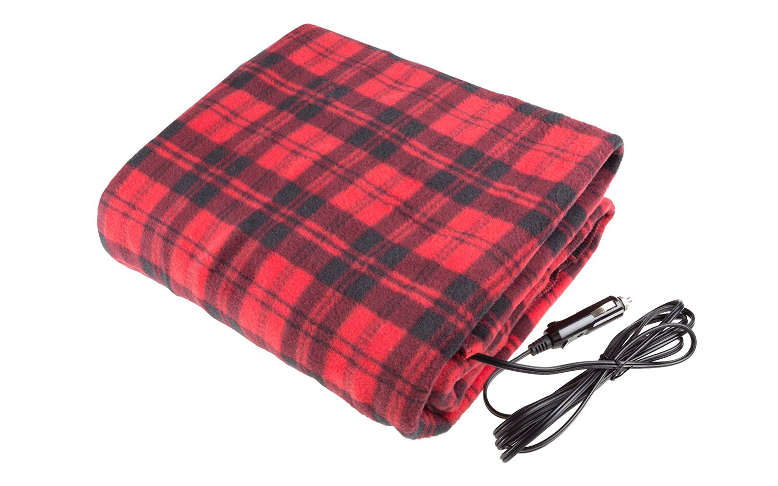 Stalwart 75-BP800 Red Electric Blanket for Automobile