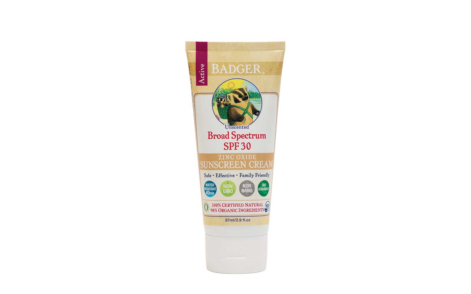 reef safe sunscreen badger