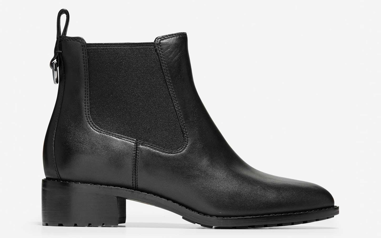 These waterproof leather boots have completely replaced my traditional rubber rain boots