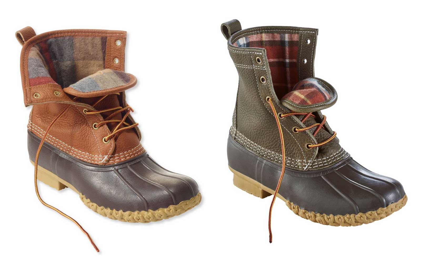 "L.L. Bean's famous ""Bean Boots"" are 20% off right now"
