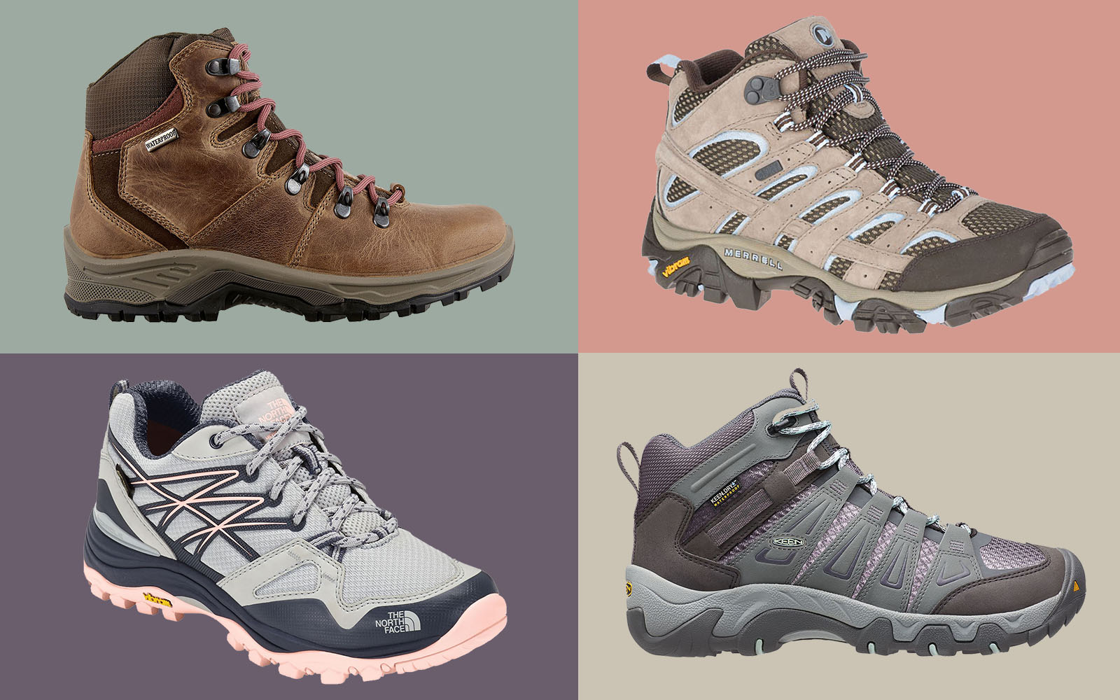 11 Cute Hiking Boots to Take You From Trail to Town | Travel