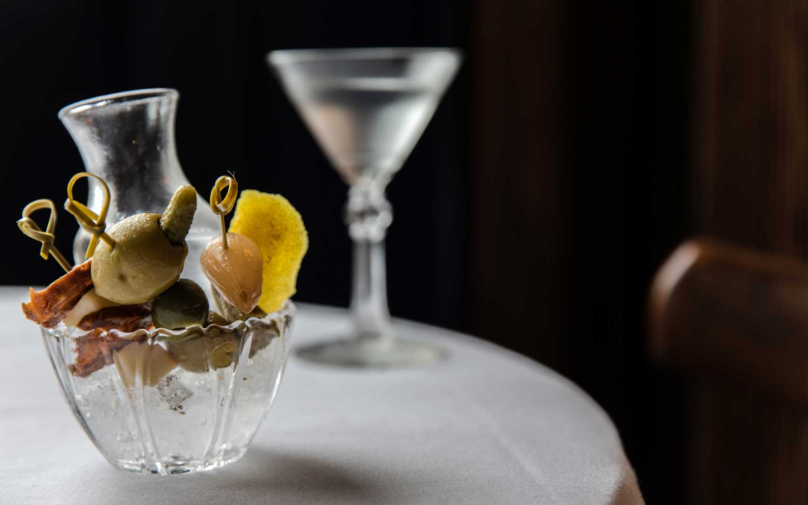 Where to Have a Martini in New York