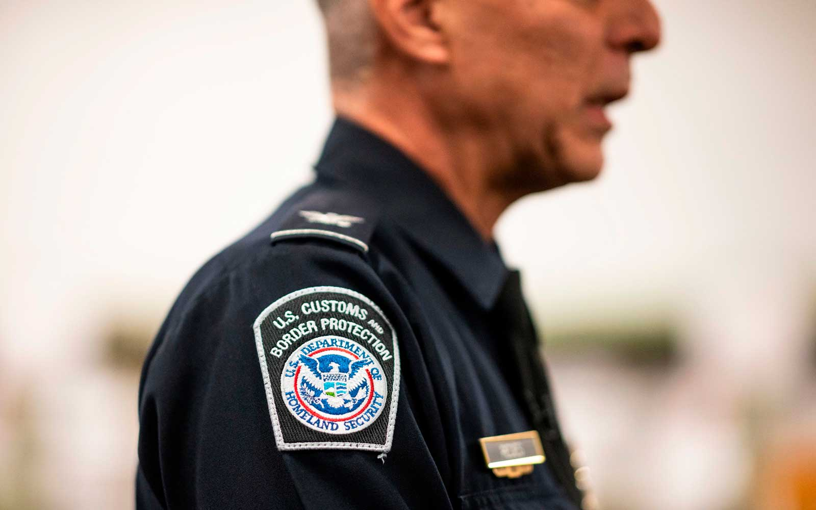 Airport Customs and Border Protections