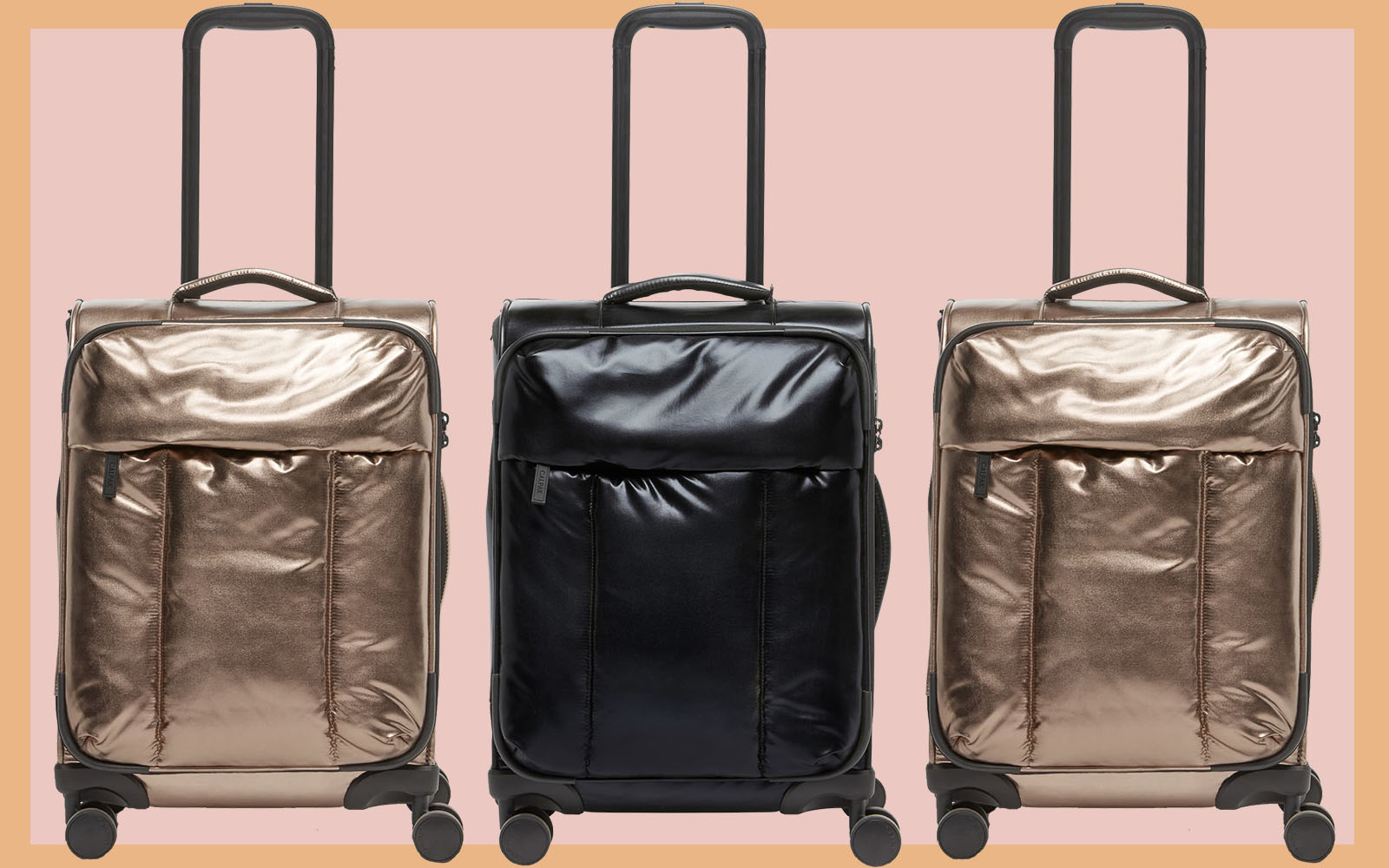 Calpak's New Soft-side Luggage Is Guaranteed to Stand Out at Baggage Claim