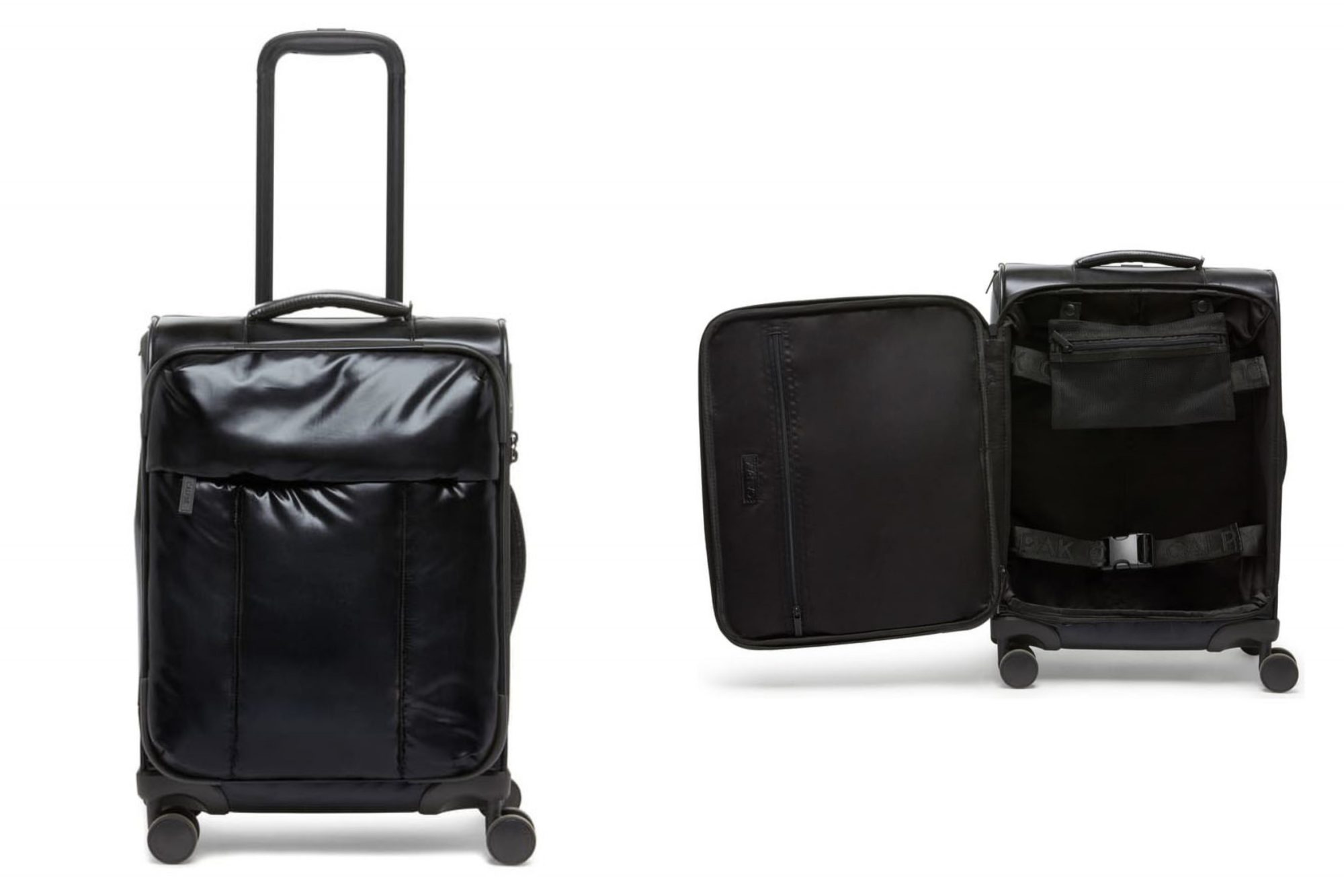 Calpak Luka 21-Inch Soft Side Spinner Carry-On Suitcase