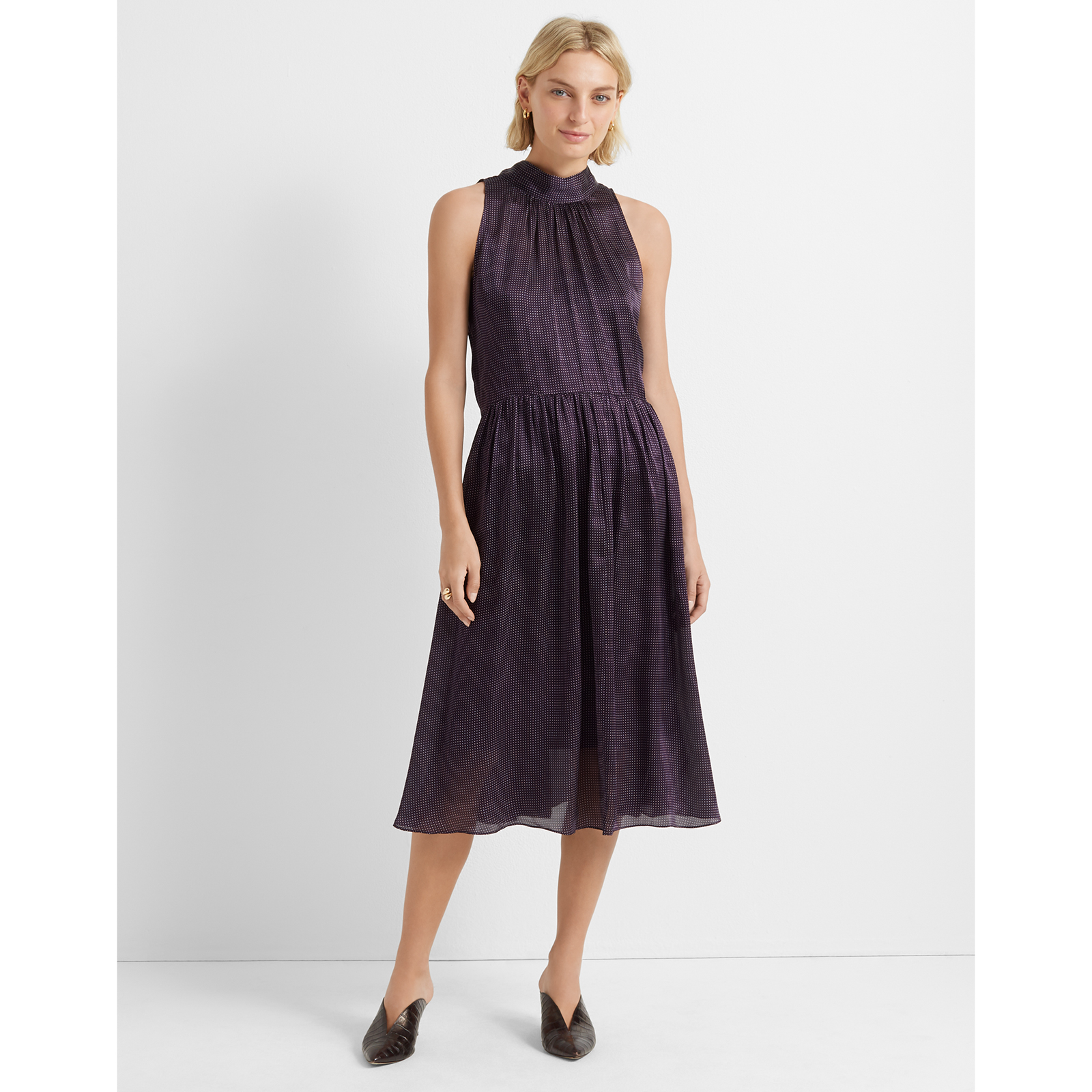 Club Monaco Silt Tie-Back Dress