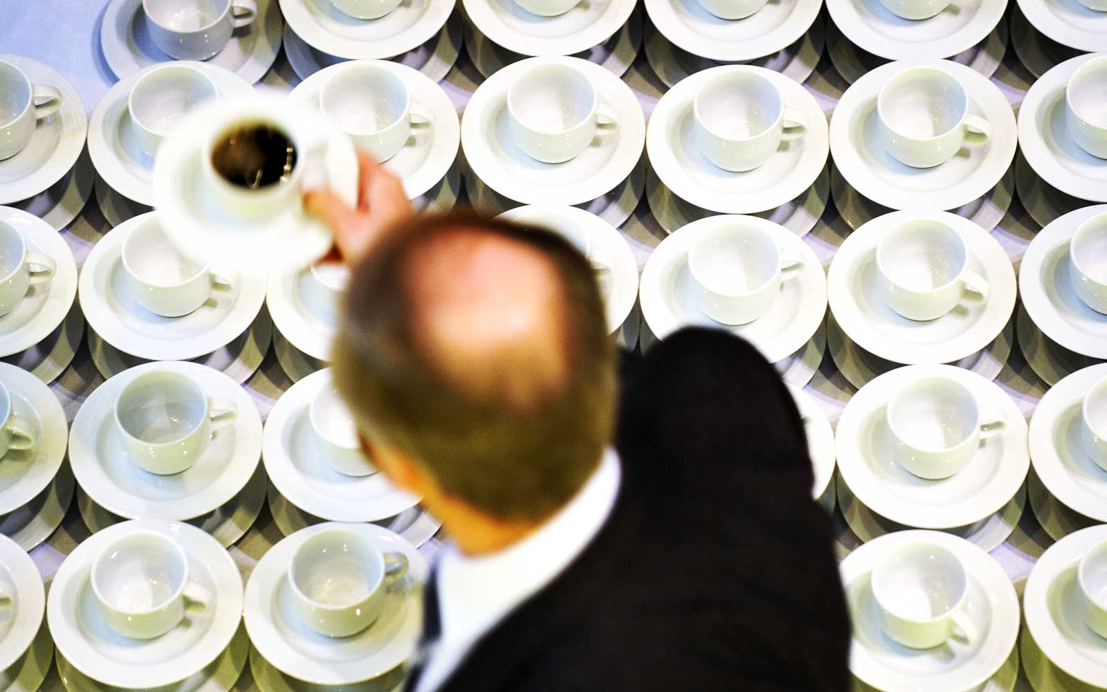 Switzerland to consider stockpiling coffee beans for times of crisis