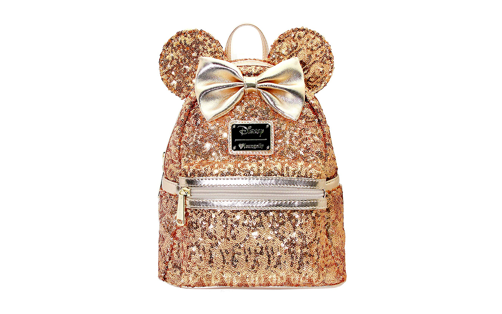 Loungefly x Disney Sequin Minnie Mouse Backpack