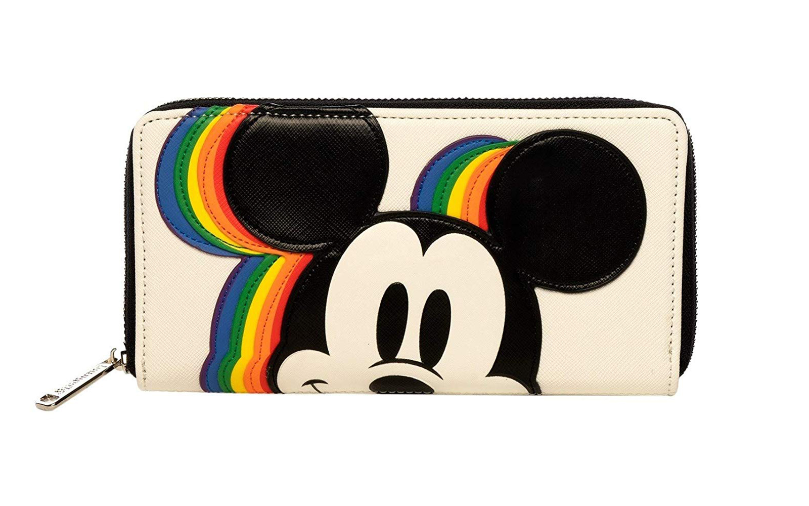 Loungefly x Disney Rainbow Mickey Mouse Wallet