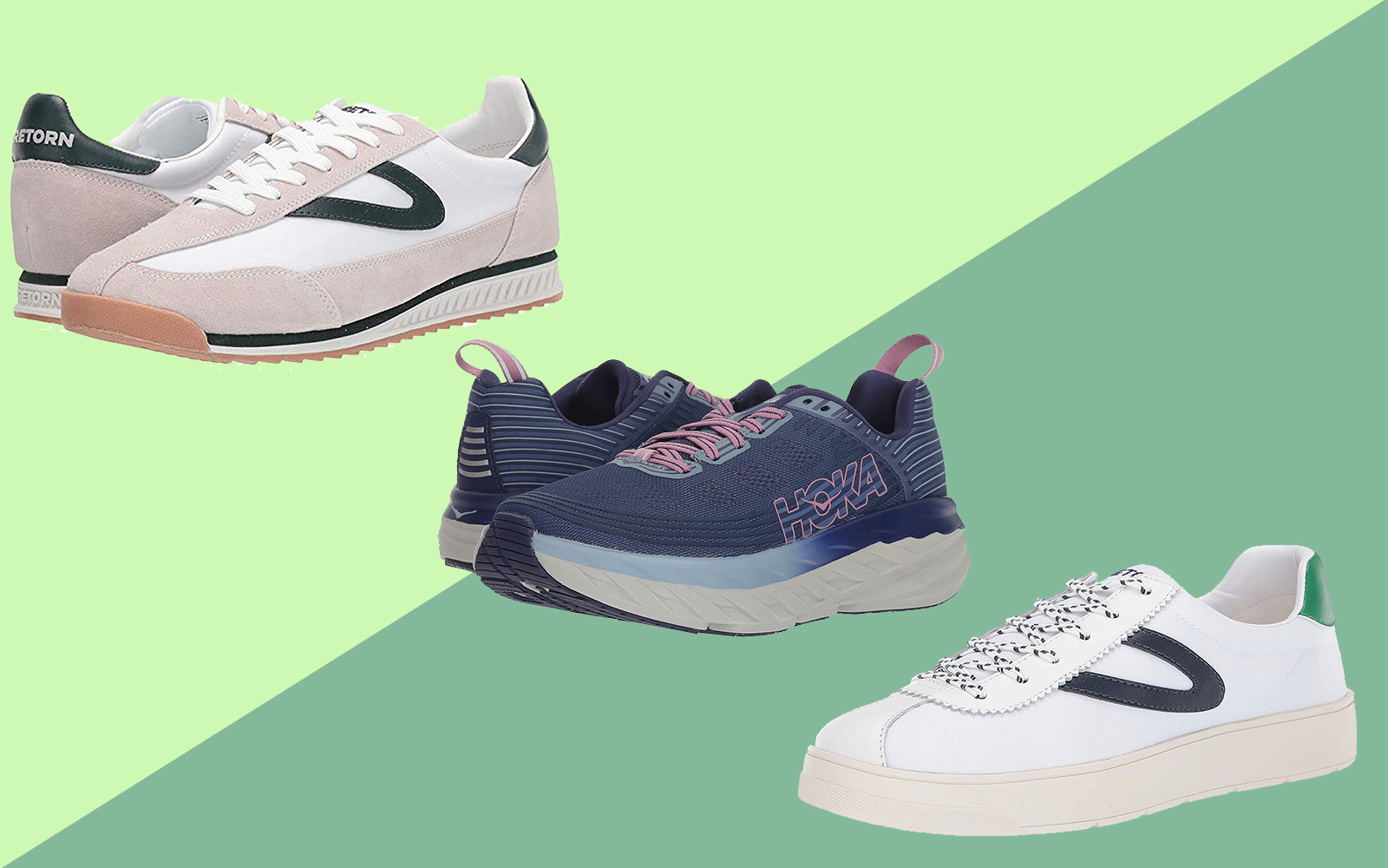 Reese Witherspoon's Comfortable and Stylish Sneaker Collection