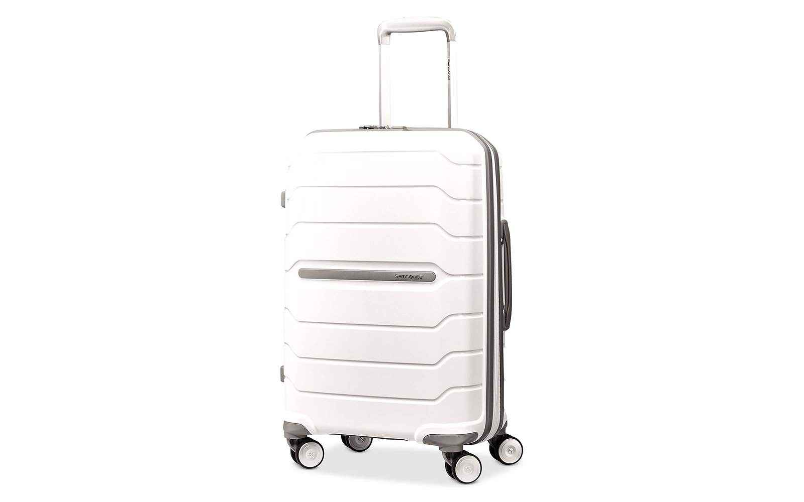 Samsonite Freeform 21  Carry-On Expandable Hardside Spinner Suitcase