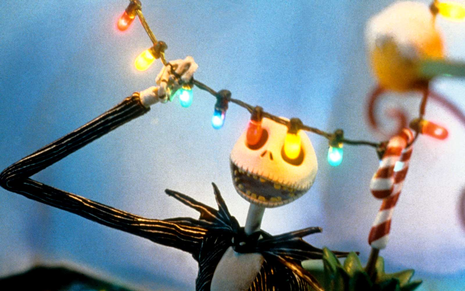 Nightmare Before Christmas Festival