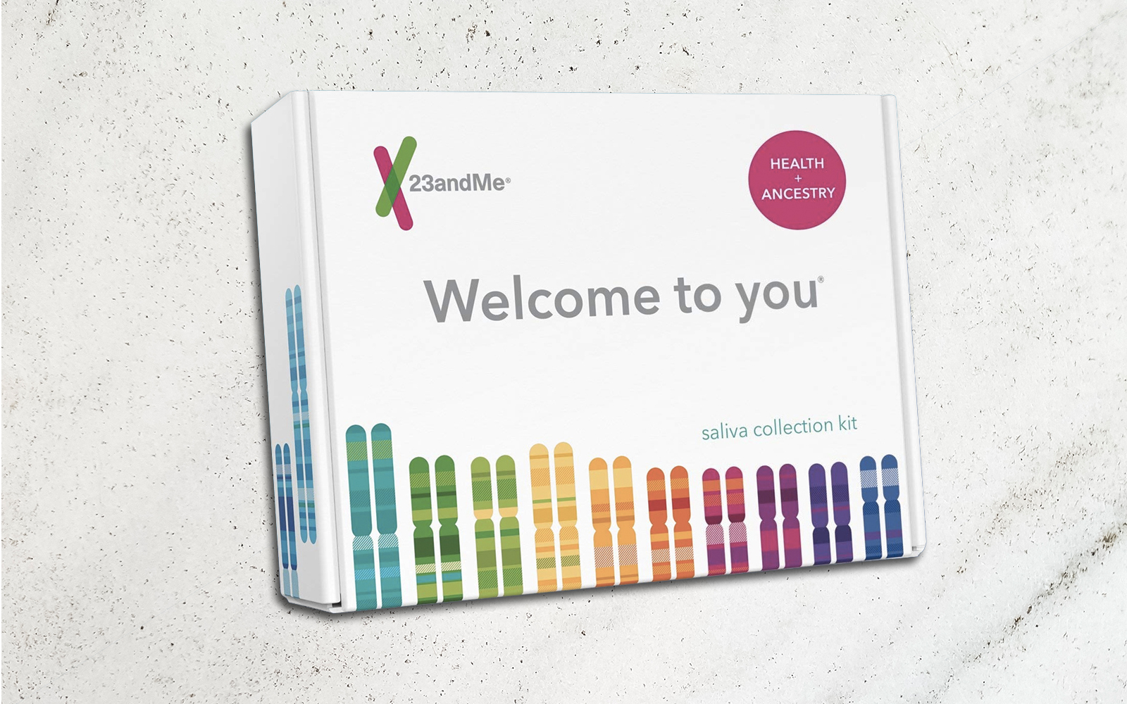 23andMe's Best-selling DNA Test Is $70 Off on Amazon Right Now