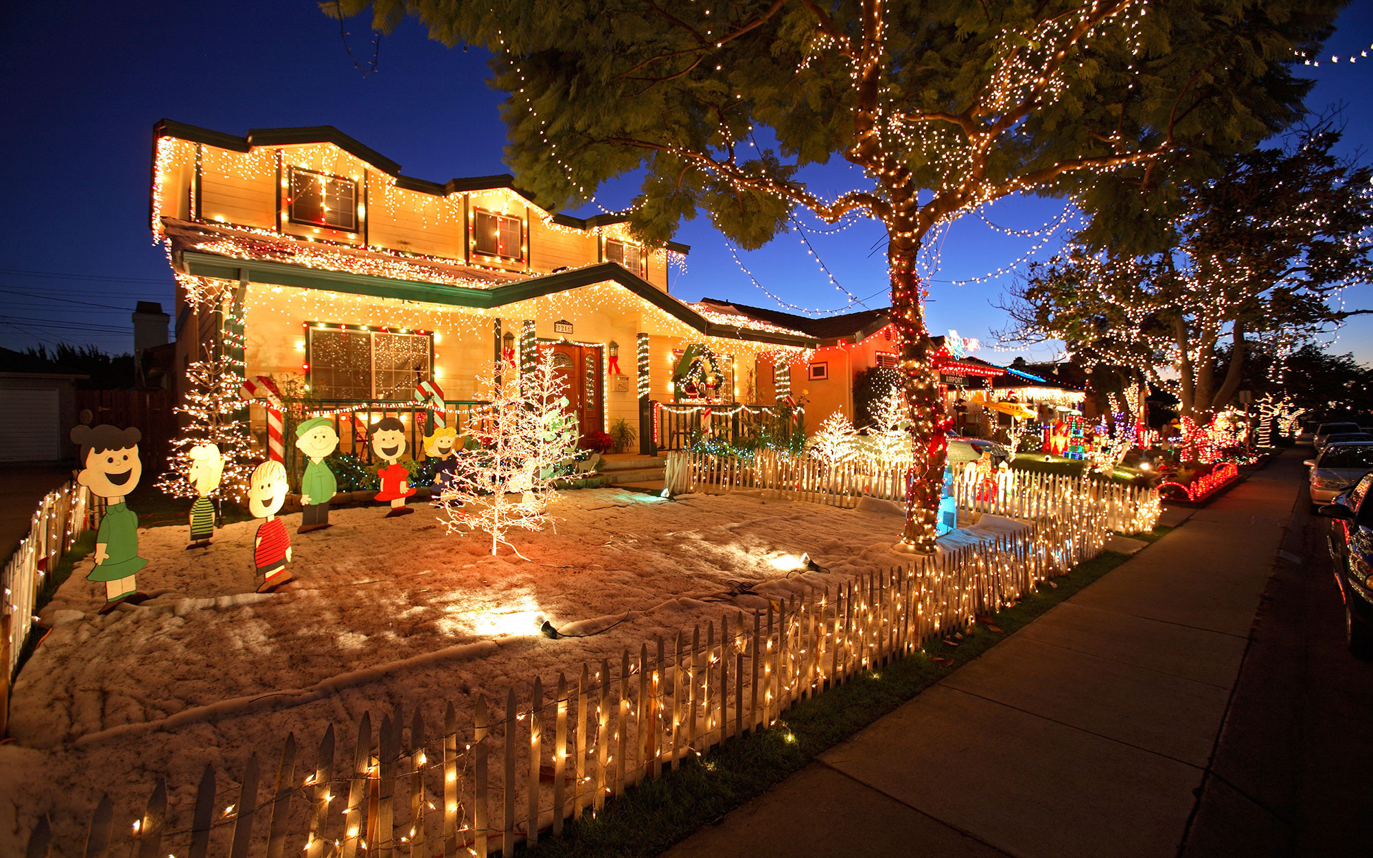 The best christmas light displays in every state travel leisure solutioingenieria Images