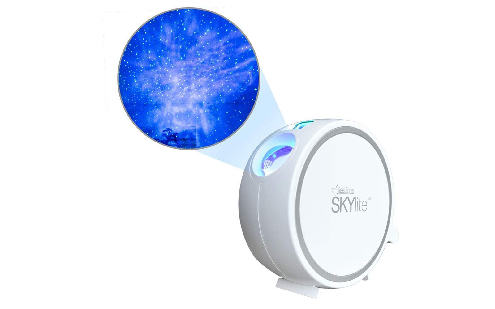 Amazon's best-selling night light lets you project the night sky onto your walls