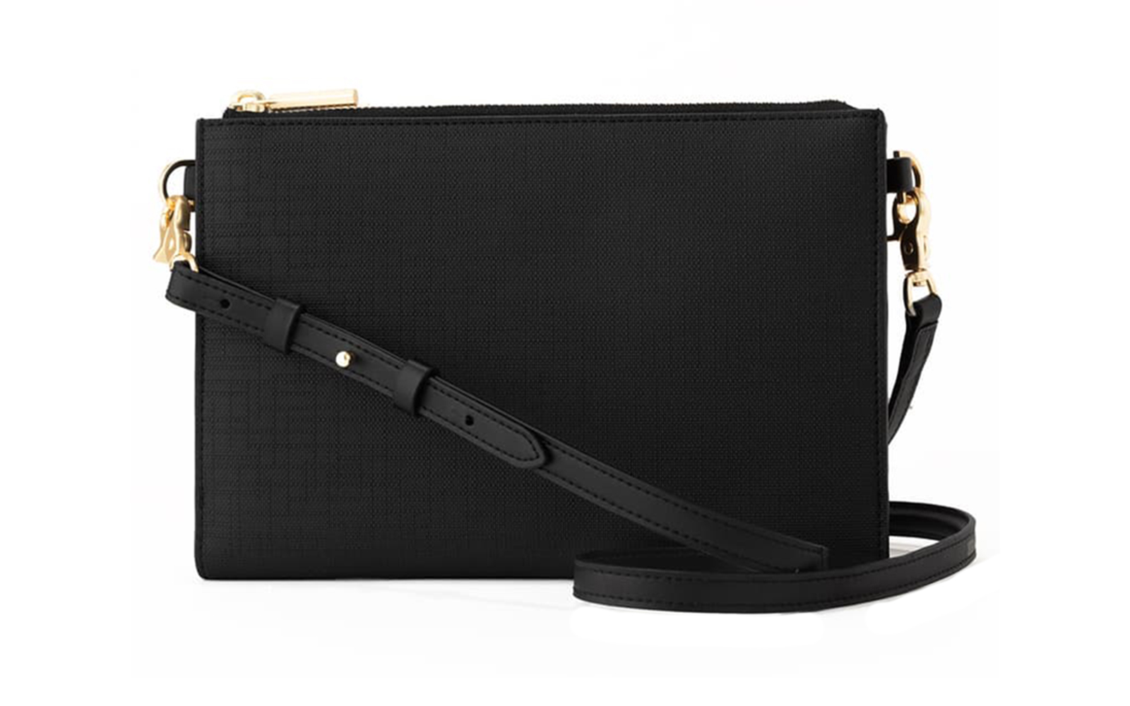 Dagne Dover Essentials Coated Canvas Clutch/Wallet