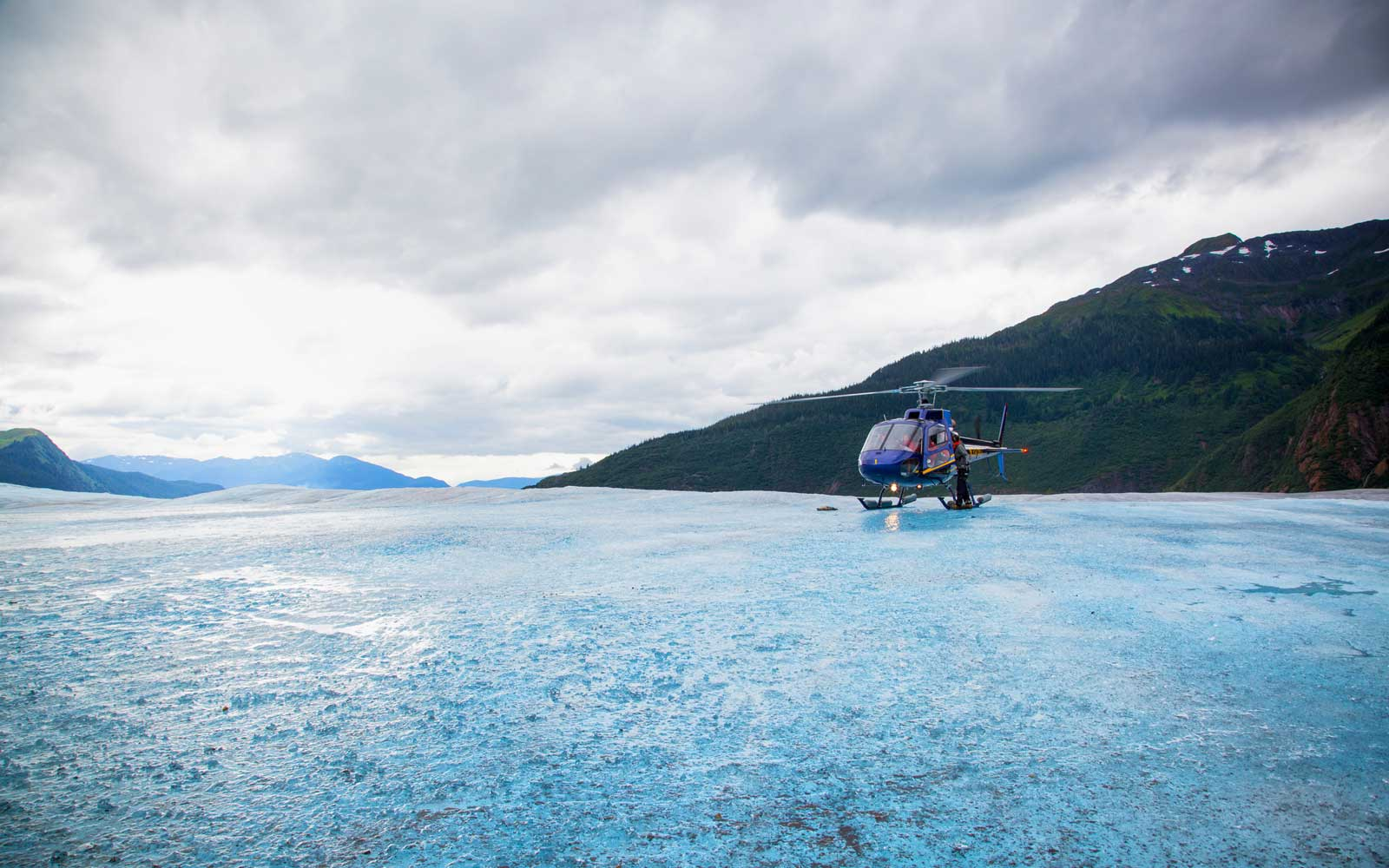 Helicopters are the best way to see Alaska — here's why
