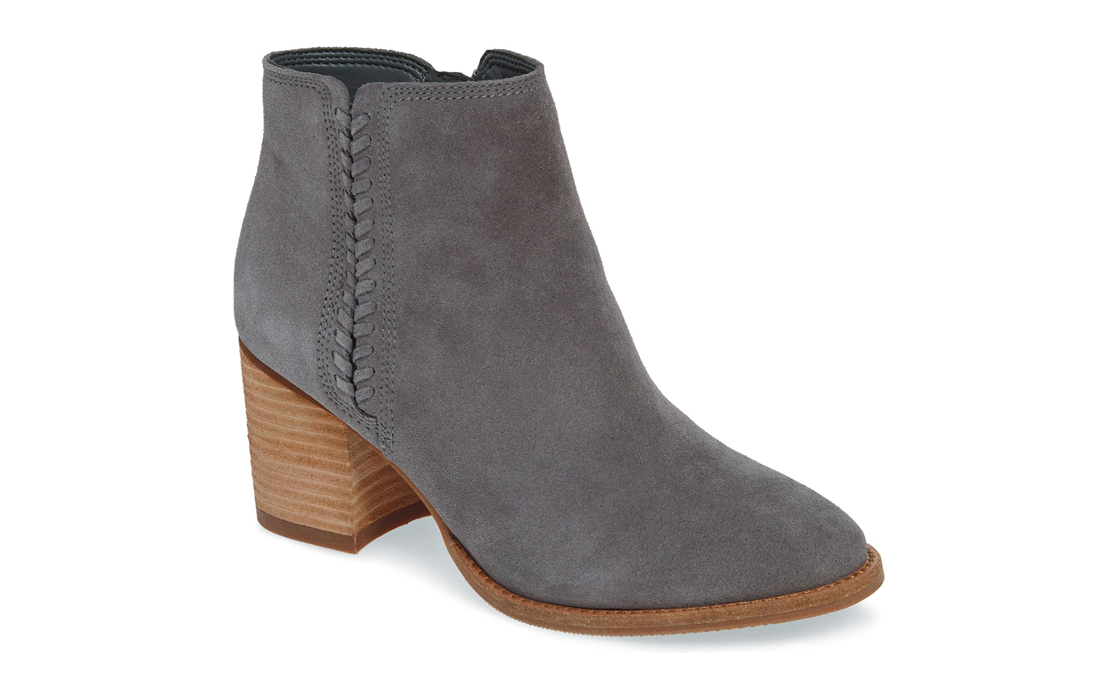 Nina Waterproof Suede Boot BLONDO